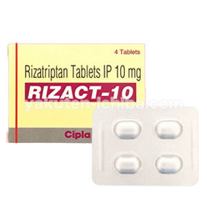 市販の頭痛薬では効果が得られない方にお勧め!リザクトの紹介です!