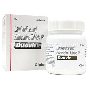 デュオビル【HIV治療薬】1