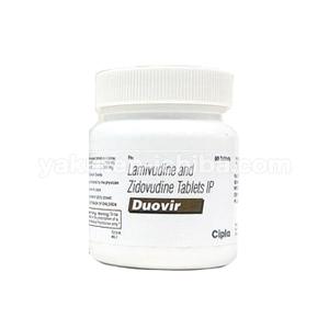 デュオビル【HIV治療薬】2