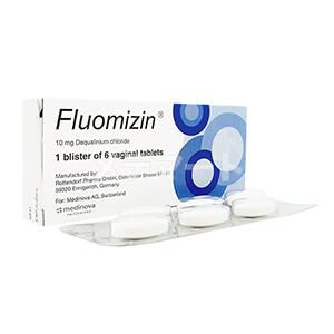 フルオミジン膣錠通販