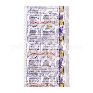 ラシックス【利尿剤】フロセミド2