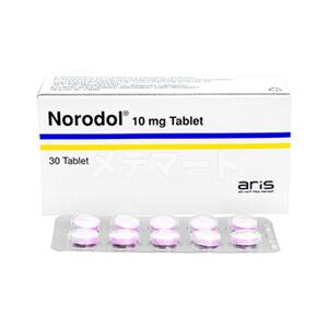 Norodol(セレネースジェネリック)2
