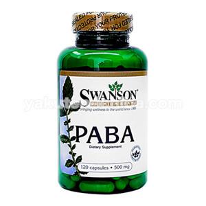 PABA(パラアミノ安息香酸)通販