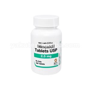 ミノキシジルUSA2